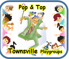 Townsville Pop & Top Playgroups