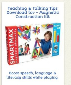 Ideas of how to boost speech with toys