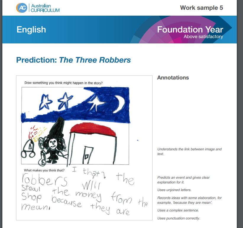 Above Grade 1 writing skills speechnet