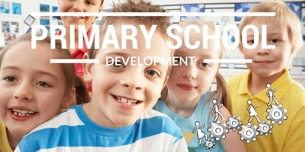 all about primary school development