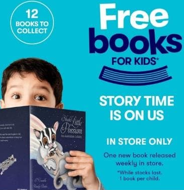 Big W Free Books Plus Free Teaching and Talking Tips Download Printables