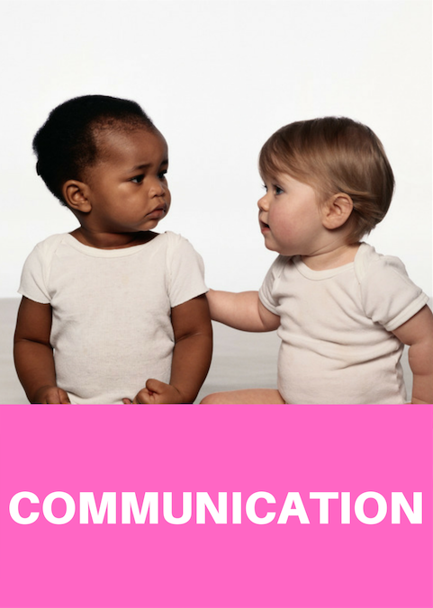 communication speech and language skills