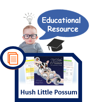 Hush Little Possum Educational Resource