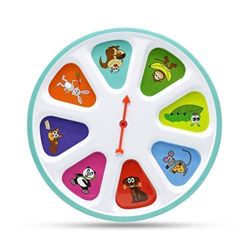 Kids plate game fussy eater