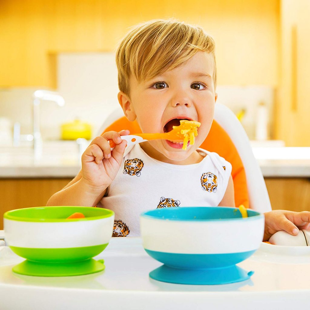 Feeding toddler best bowls