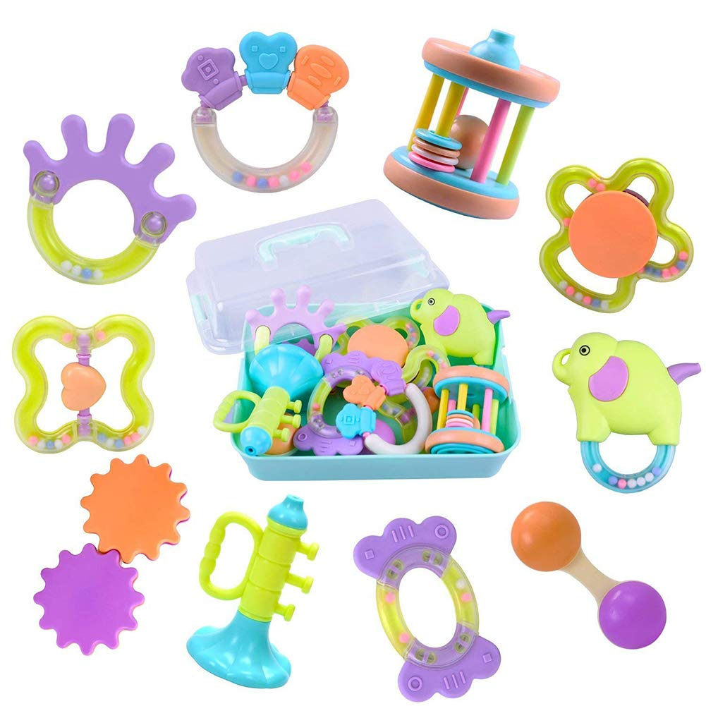 Teething toys sore gums